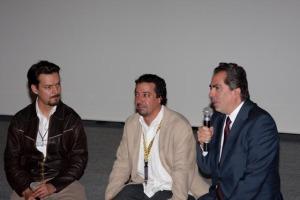 Inauguración Ciclo Latitud, Ecuador como país invitado. 5a edición DOCSDF.